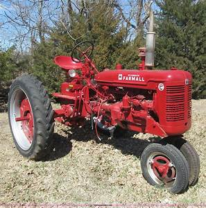 Mccormick Farmall Super C Tractor