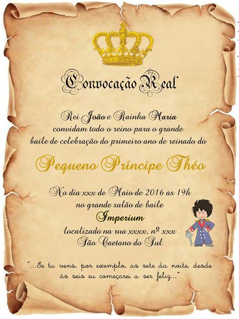Convite Pergaminho Arte Digital AninhaArtes Elo7