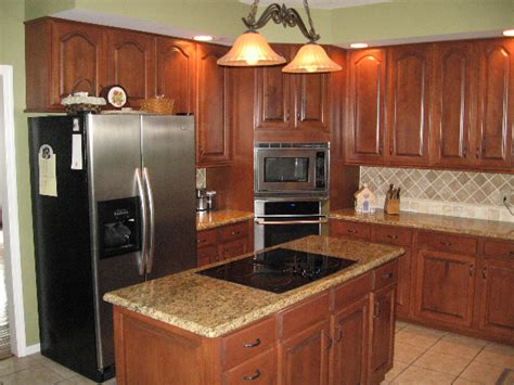 kitchen cabinets in bower s kitchen update procraft woodworks 3027