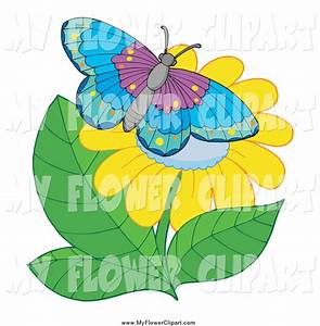 Flower insect clipart - Clipground