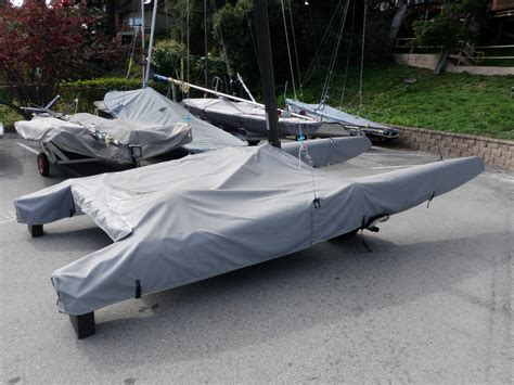 Catamaran Boat Covers by Gallery