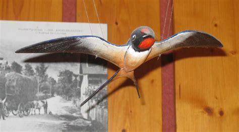 fabriquer le en bois oiseau en bois fabriquer par marcel photo de les hautes pyrenees le de colette