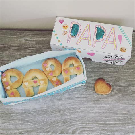 Fête Des Pères; Cadeau; Fait Main ; Cuisine; Biscuits