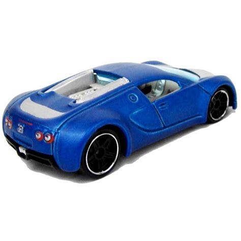 Part of the factory fresh series. Carrinhos Hot Wheels 2010 Bugatti Veyron Azul Series 158 R7585 - Arte em Miniaturas