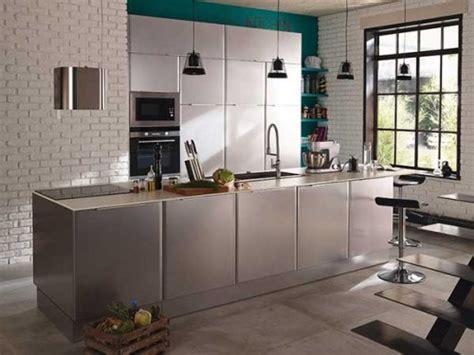 meuble de cuisine castorama la cuisine ouverte inspire les collections ikea et castorama