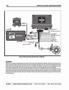 Msd Grid Ignition Wiring Diagram