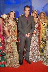 Jimmy Shergill at Babloo Aziz's nephew Suhail's wedding ...