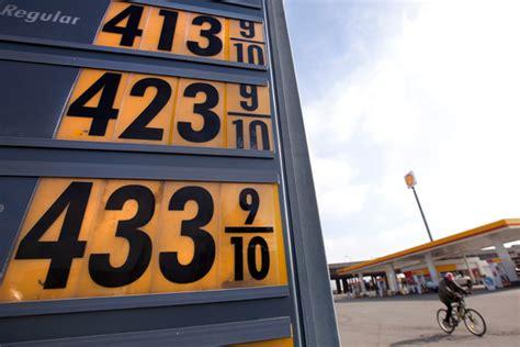Obama's Most Dangerous Foe High Gas Prices Saloncom