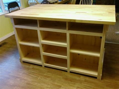 woodwork kitchen island woodworking plan  plans