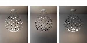 Luceplan, U0026quot, Mesh, U0026quot, Bit, Ly, Lucep, Decorativelighting, Led, Illuminatene