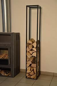 Holzlagerung Im Haus : kaminholzregal innen stab plan 1500x250 ~ Markanthonyermac.com Haus und Dekorationen