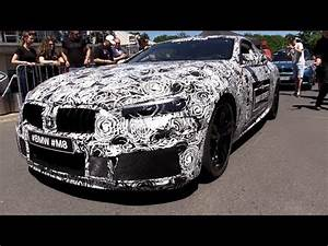 Bmw M8 2018 : 2018 bmw m8 engine sounds revs acceleration youtube ~ Melissatoandfro.com Idées de Décoration