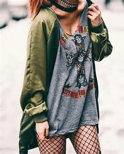 Vetement Femme Rock Chic : 1001 id es de tenue rock femme et astuces comment obtenir le look ~ Melissatoandfro.com Idées de Décoration