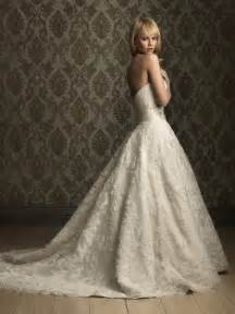 sweetheart neckline wedding dress gown wedding dresses with lace for luxurious bridal
