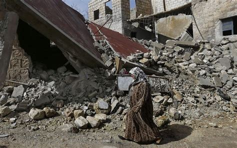 At Least 13 Killed In Syrian Airstrikes  The Times Of Israel