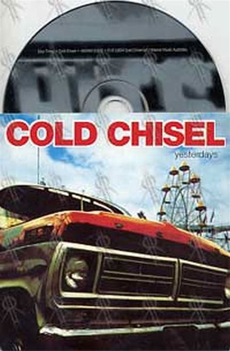 Cold Chisel cold chisel  big hits cd single ep rare records 500 x 763 · jpeg