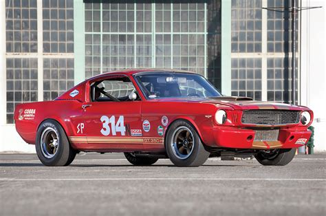 1966 Shelby Gt350h Race Car Under The Hammer