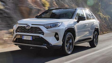 Toyota Rav4 Style by Toyota Rav4 Hybrid Awd Style 2019 Rijtest En