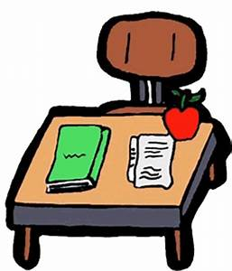 Student At Desk Clipart - ClipArt Best