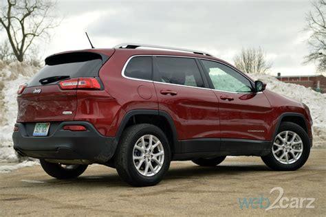 jeep cherokee latitude  review webcarz
