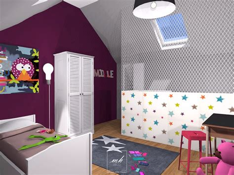 peindre chambre awesome peindre une chambre mansardee photos amazing