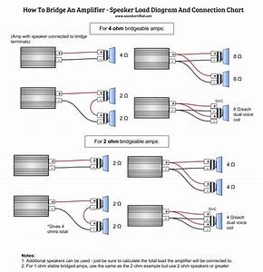 Alpine Amp Bridged Wiring Diagram