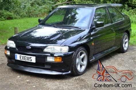 Ford Escort Rs Cosworth 2.0 Turbo Lux, 1995 Lhd