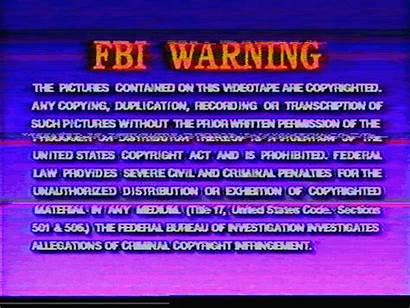 Fbi Warning Vhs Gifs Giphy Moon