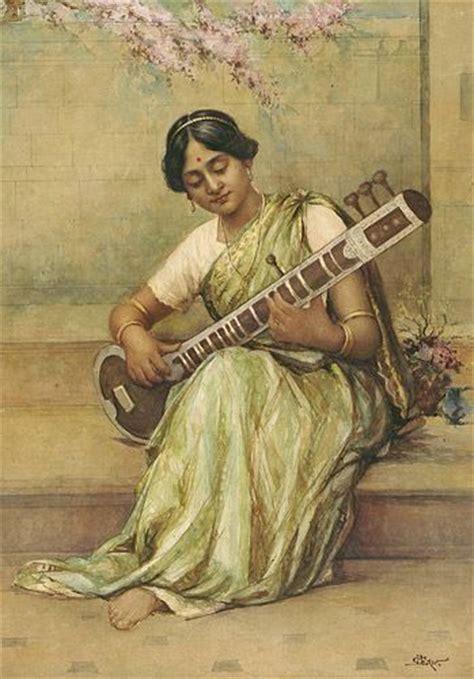 Indiešu mūzikas instrumenti un to auto   Antīkā Mūzika