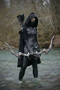 Adhara Neil39s Nightingale Thief Cosplay From Bethesda39s
