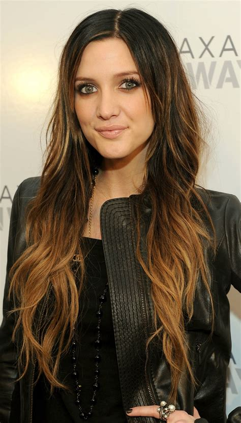 Ombre Hair Color Summer 2014