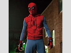 Spiderman Homecoming Nueva imagen de Peter Parker con su