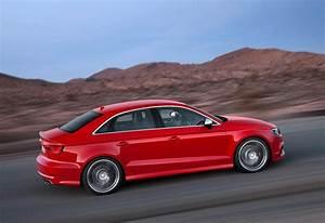 Audi A3 Berline 2016 : audi a3 sedan berline compacte speedfans ~ Gottalentnigeria.com Avis de Voitures