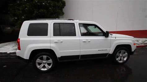 jeep patriot white 2014 jeep patriot sport white ed704076 seattle