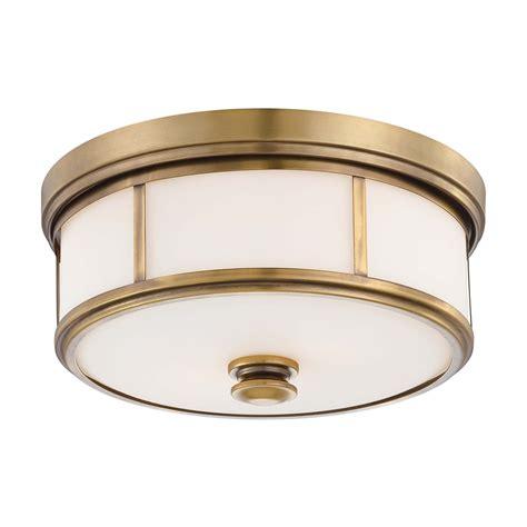 flush mount ceiling lights minka lavery 4365 2 light harvard court flush mount