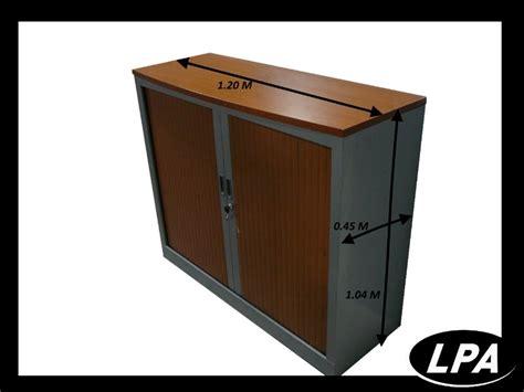 armoire basse m 233 tallique armoire basse armoires lpa