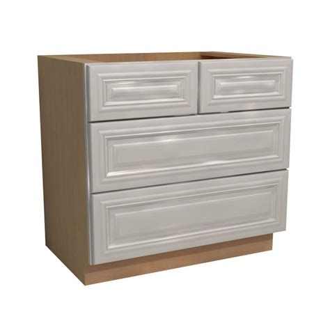 4 drawer kitchen base cabinet home decorators collection coventry assembled 36x34 5x24 7349