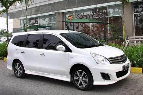 Modifikasi Nissan Livina by Modifikasi Mobil Nissan Grand Livina Inspirasi Modifikasi