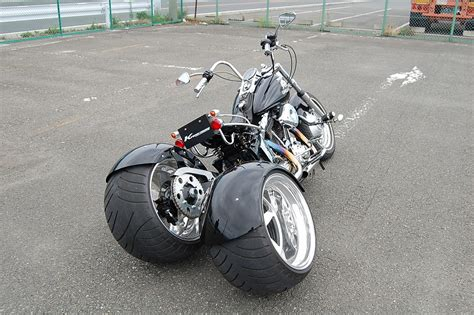 Kreissieg Leaning Harley Trikes Are Indeed Different