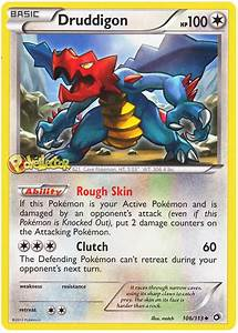 Druddigon - Legendary Treasures #106 Pokemon Card