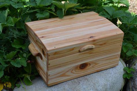 small cedar chest plans plans diy   ubild
