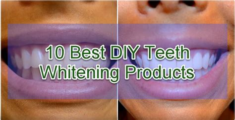 Best Tooth Whitening by 10 Best Teeth Whitening Products