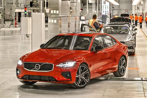 volvo idles  sc plant  hurricane florence fears