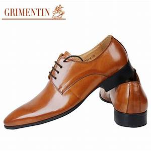 GRIMENTIN 2017 Italian smart fashion mens dress shoes ...