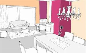 Feng Shui Küche Farbe : farb beratung die praktische umsetzung an einem realen objekt ~ Markanthonyermac.com Haus und Dekorationen