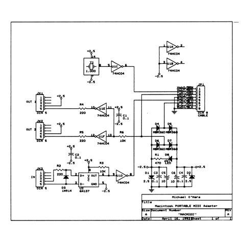 Music Related Schematics Tutorials Circuits Diagram