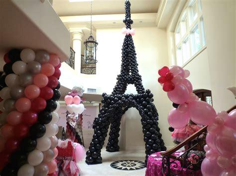 Paris Theme Decoration Wwwdreamarkevents Kids