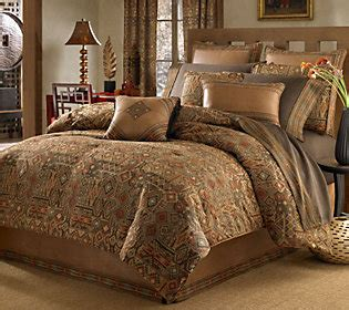 Qvc Bedroom Sets by Croscill Yosemite Comforter Set Qvc