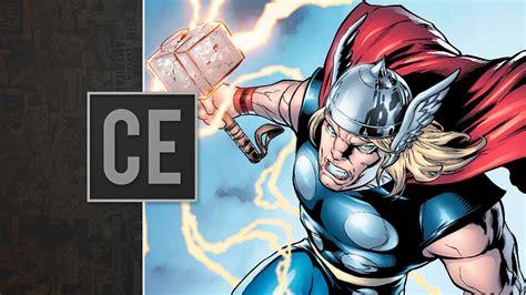 marvel comics thor odinson youtube