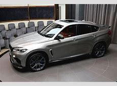BMW X6 M Gets A Makeover At Abu Dhabi Dealership